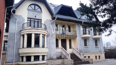 3-х эт особняк 1355 кв.м 55.5 сот Одинцовский р-н 18 км от МКАД