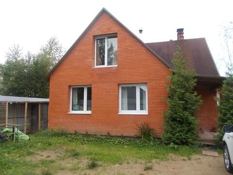 Дом 112 кв.м, Участок 8 сот. , Каширское ш, 10 км. от МКАД.