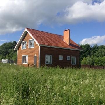 Каменный и уютный дом с баней в деревне Папино, все коммуникации.