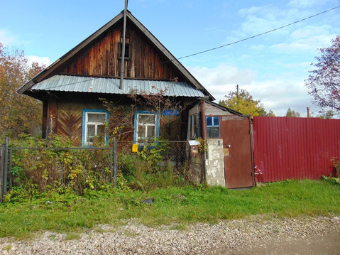 Дом в Курье