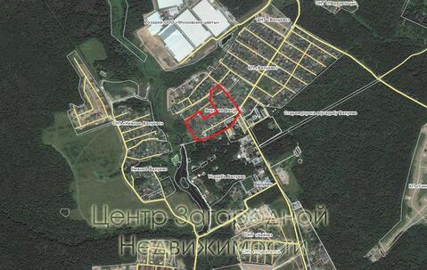 Участок, Киевское ш, Боровское ш, 11 км от МКАД, Верхнее Валуево, .
