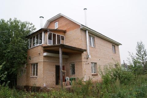 Дом 240 кв.м, Участок 11 сот. , Волоколамское ш, 15 км. от МКАД.