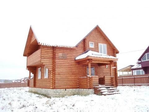 Дом 150 кв.м, Участок 12 сот. , Ярославское ш, 74 км. от МКАД.