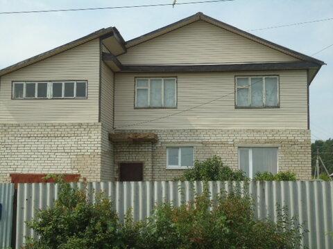 Продается кирп. дом на уч-ке 6 сот. в г. Александров, район 8 марш. Вл