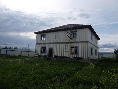 Дом 325 кв.м, Участок 15 сот. , Ярославское ш, 10 км. от МКАД.