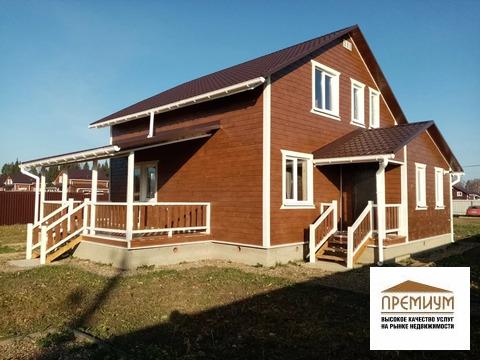 Продается дом 155м2/8с в д. Орехово, Жуковский р-н, Калужская обл.