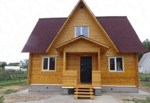 Продаётся новая дача в СНТ Таврия недалеко от г. Чехов