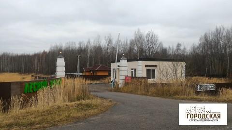 Участок в Ступинском районе, Лесной край 2