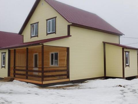 Дом в деревне по Киевскому шоссе Истья 5 д. Машково, Жуковский район