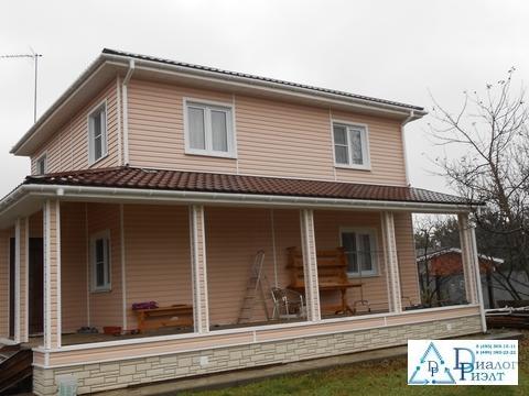 Чудесный дом в экологически чистом районе Подмосковья