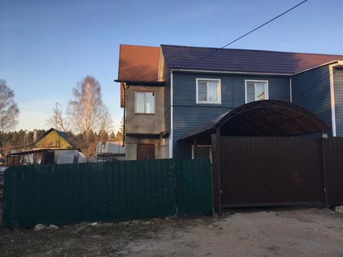 Продажа дома, Клин, Клинский район, 1-я Спартаковская