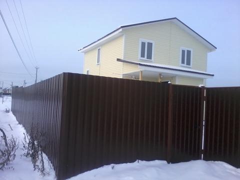Продается дом в д. Стулово