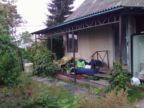 Продам жилой дом на земельном уч-ке 18 соток Лен.обл, д.Нурма