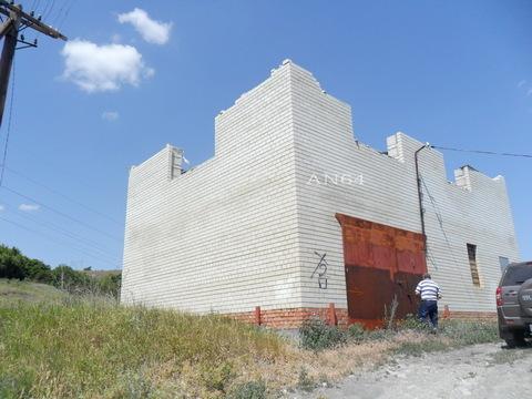 Продаю недостроенный дом в районе Пролетарки