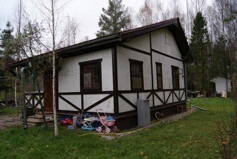 Дом 80 кв.м, Участок 8 сот. , Волоколамское ш, 25 км. от МКАД.