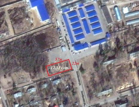Продается земельный участок в черте города