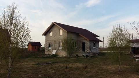 Дом 230 кв.м. на берегу реки Ока и 13 сот. земли ИЖС