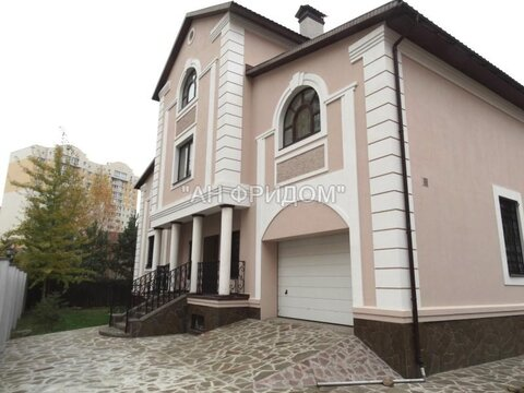 Дом 540 кв.м. уч. 12 соток в г. Апрелевка. Киевское ш, 20 км от .