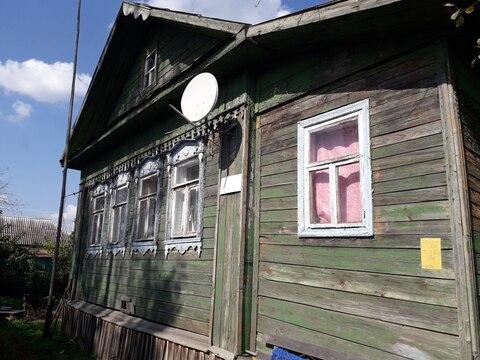 Продаётся дом 50 кв.м. на участке 20 соток в д. Титово