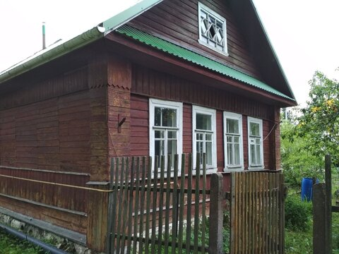 Продам зимний дом ИЖС 81 кв.м Ленинградская обл, г.Любань, ул.Новая