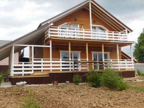 Дом у озера в обжитой деревне с газом Киевское Калужское шоссе