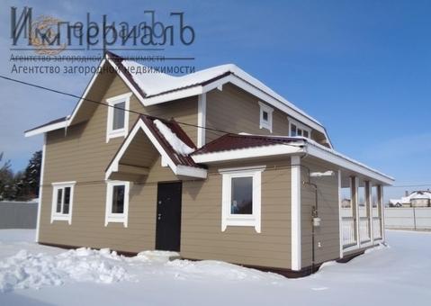 Дом для постоянного проживания в живописном месте