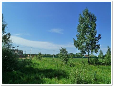 Участок 20 сот. , Осташковское ш, 20 км. от МКАД.