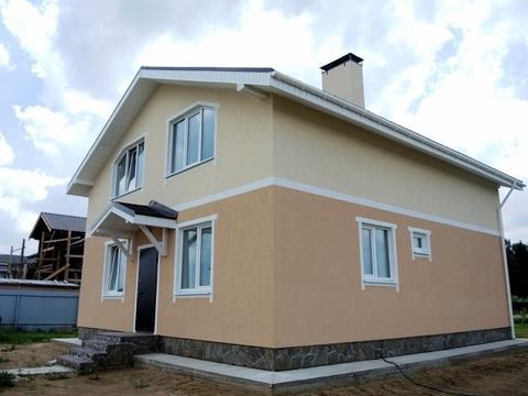 Дом 160 м2, участок 12 сот, Новорижское ш, 42 км. от МКАД, Духанино. .