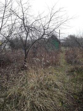 Продаётся участок 6 соток в г. Кимры с/т Коньков Ручей с домиком
