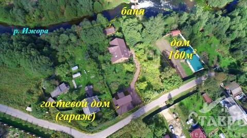 Гатчинский район, п.Лукаши, 19 сот. ИЖС + дом 160 кв.м.