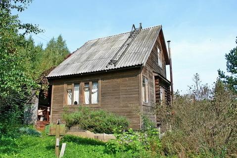 Дача 80 кв.м на участке 12,6 соток в СНТ рядом с Истринским вдхр.