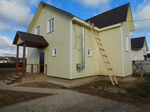Дом зимний со всеми коммуникациями в деревне Верховье Жуковского райо