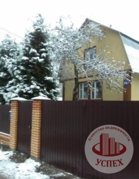 Продается дом в Серпуховском районе, деревня Лукьяново