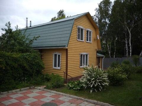 Дом возле Оки