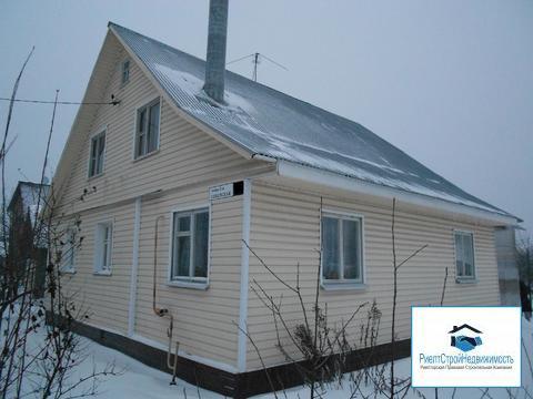 Дом 150 кв.м со всеми коммуникациями ИЖС,18 соток, газ