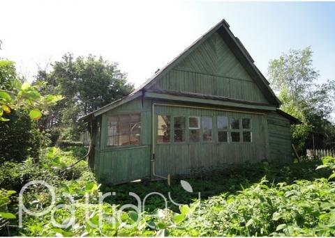 Домик 50 кв.м на участке 25 соток в деревне Калачево