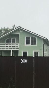 Двухэтажный дом, евро-отделка. 180 кв.м, участок 10 соток