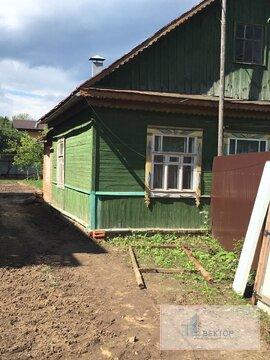 Продается часть дома во Фрязино улица Горького 30