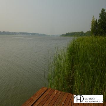 Продается земельный участок (база отдыха) на берегу Ижевского п