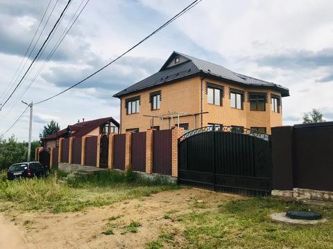 2-х этажный дом 287 кв.м. в п. Тучково, ул. 3-я Григоровская