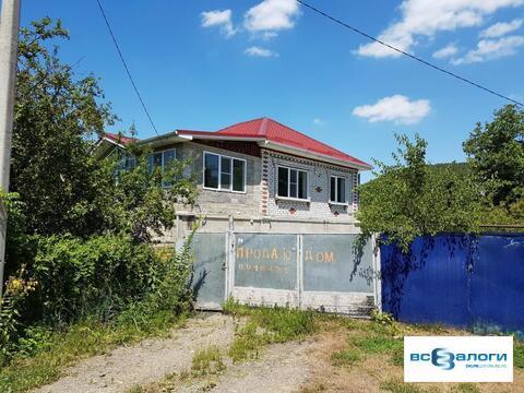 Жилой дом 196,4 кв.м, земельный участок - 1 157 кв.м, Республика Адыгея