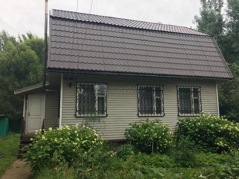 Дом 42 кв.м, Участок 3 сот. , Рублево-Успенское ш, 25 км. от МКАД, .