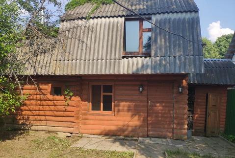 Часть дома в Хотьково. Газ, ПМЖ, прописка.