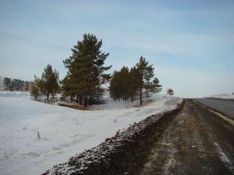 Участок 1,3 га по Качугскому тракту 16 км от Иркутска