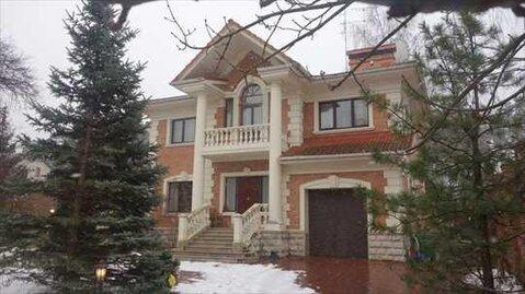 В аренду предлагается дом в Жуковке. МО, Рублево-Успенское шоссе