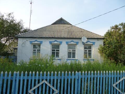 Дом в поселке Красная Яруга