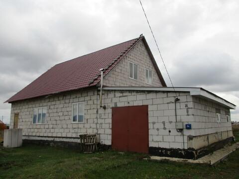 Дом 180 кв.м. + гараж в тихом месте г. Грязи