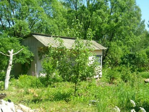 Небольшой домик на участке 22,87 соток в жилой деревне Верхнее Шахлово