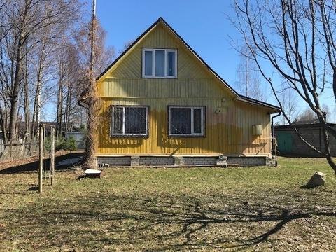 Дом в д. Федоровское
