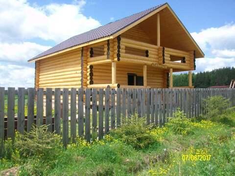 Эксклюзив! Продаётся дом из северного бревна в деревне Софьинка